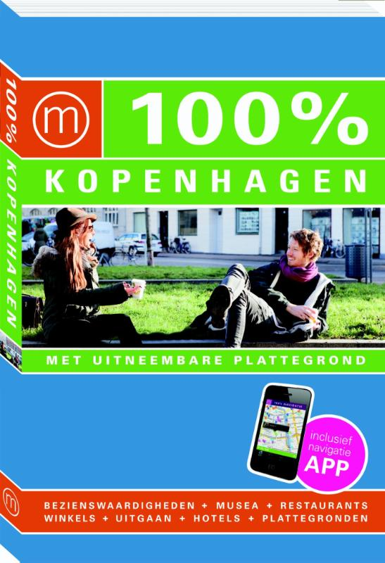 Reisgids 100 % Kopenhagen   Mo Media
