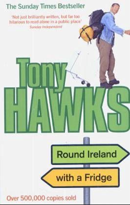 Reisverhaal Round Ireland with a Fridge ( Ierland )   Ebury Press