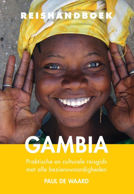 Reisgids Reishandboek Gambia   Elmar