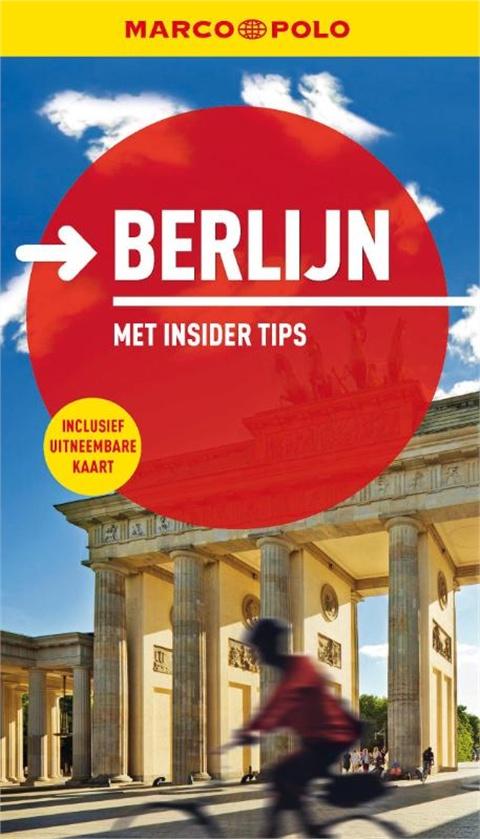 Reisgids Berlijn   Marco Polo
