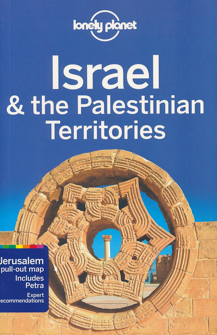 Reisgids Israël & the Palestinean Territories - Palestina   Lonely Planet