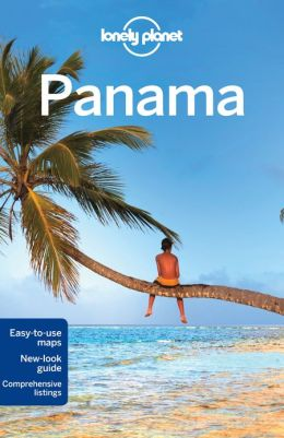 Reisgids Lonely Planet Panama   Lonely Planet