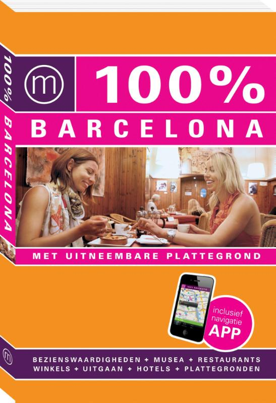 Reisgids 100% Barcelona   Mo Media
