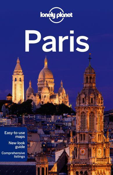 Reisgids Lonely Planet Paris City Guide - Parijs   Lonely Planet
