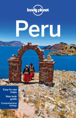 Reisgids Peru   Lonely Planet   Carolyn McCarthy