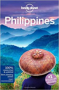 Reisgids Lonely Planet Philippines - Filipijnen   Lonely Planet