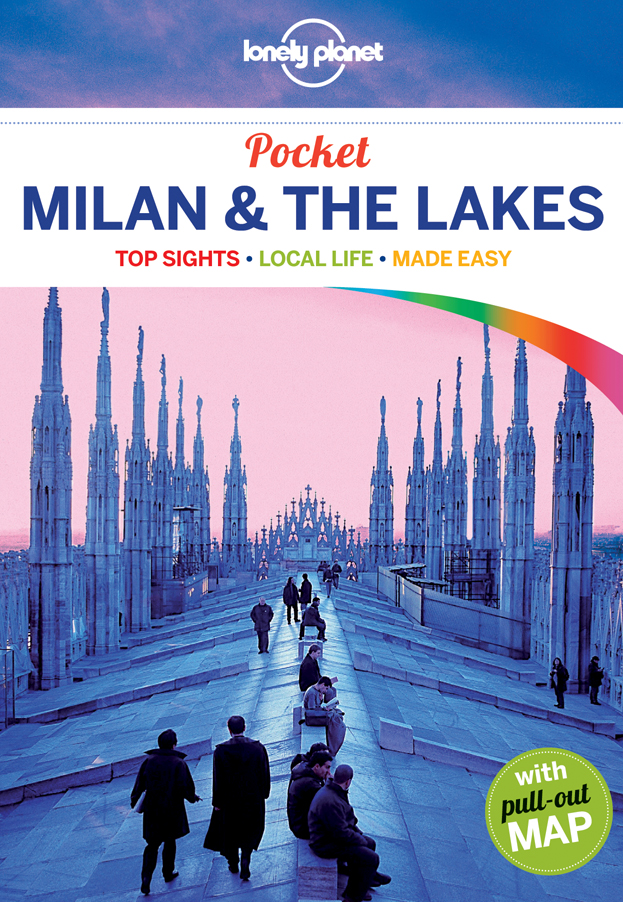 Reisgids Milan pocket - Milaan   Lonely Planet