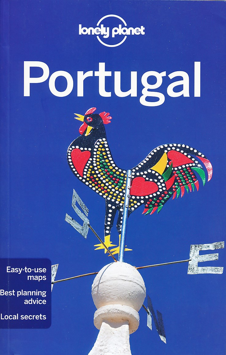 Reisgids Portugal   Lonely Planet