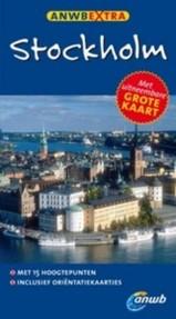 Reisgids Stockholm   ANWB extra
