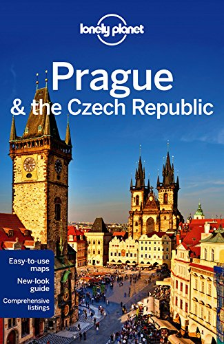 Reisgids Lonely Planet Prague & Czech Republic - Praag City Guide   Lonely Planet
