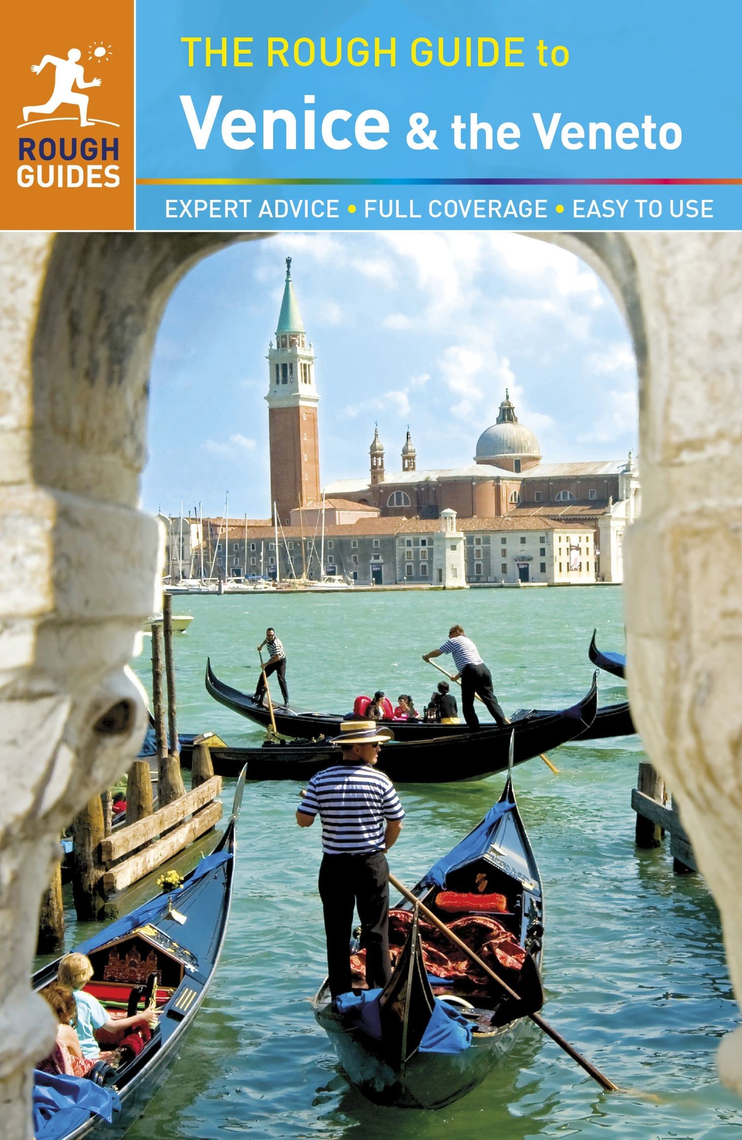 Reisgids Rough Guide Venice -Venetië & the Veneto    Rough Guide