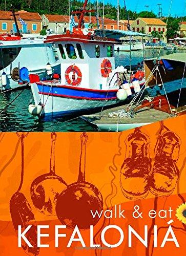 Wandelgids Walk & Eat Kefalonia   Sunflower