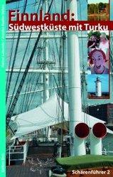 Reisgids Finnland: Südwestküste mit Turku ( Finland )   Edition Elch