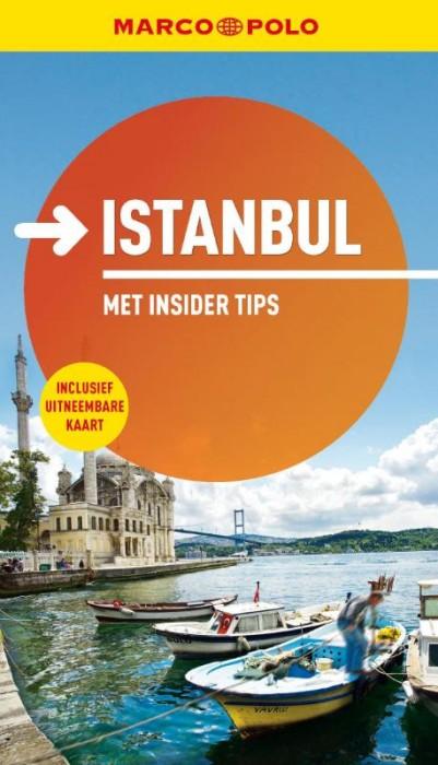 Reisgids Marco Polo Istanbul   Unieboek