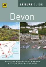 Reisgids Devon : AA Leisure Guide :