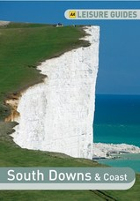 Reisgids South Downs & coast : AA Leisure Guide :