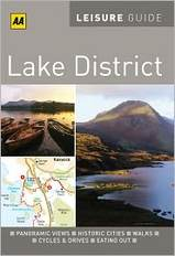 Reisgids Lake district : AA Leisure Guide :