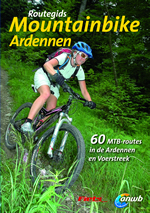 Mountainbike routegids Mountainbike Ardennen   ANWB