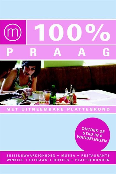 Reisgids 100 % Praag   Mo Media