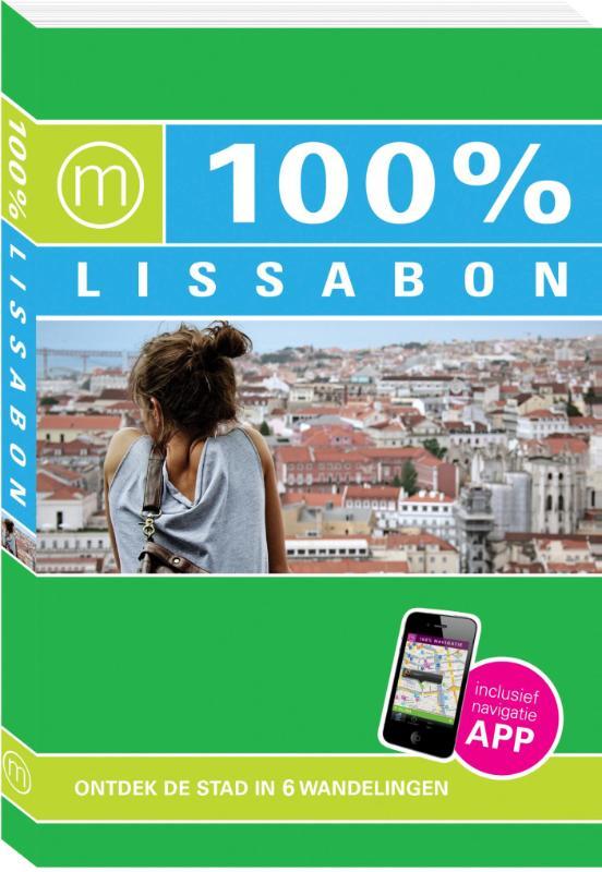 Reisgids 100% Lissabon   Mo Media