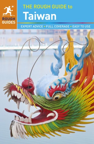 Reisgids Taiwan   Rough Guide