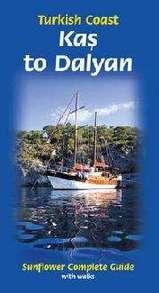 Wandelgids Turkish Coast: Kas to Dalyan   Sunflower