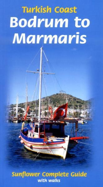Wandelgids Turkije - Turkish Coast: Bodrum to Marmaris   Sunflower