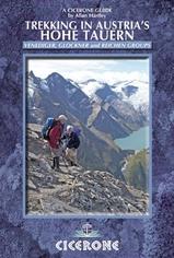 Wandelgids Trekking in Austria's Hohe Tauern. Venediger, Glockner and Reichen groups   Cicerone