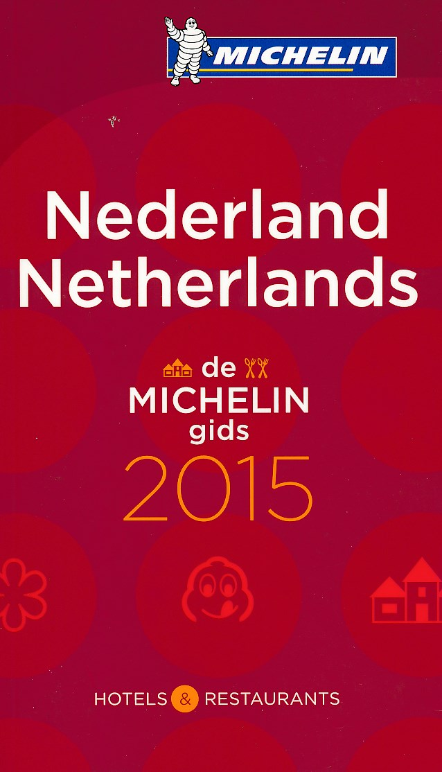 Hotel en Restaurantgids Nederland 2015   Michelin rode gids