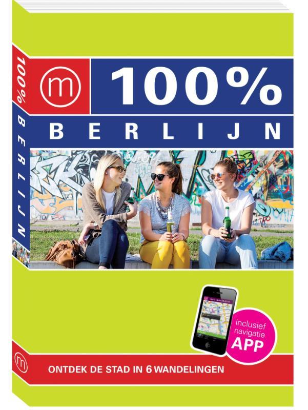 Reisgids 100% Berlijn   Mo Media