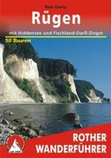 Wandelgids R�gen mit Hiddensee und Fischland-Dar�-Zingst   Rother