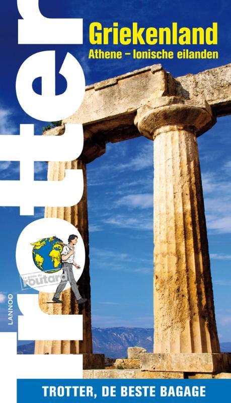 Reisgids Griekenland   Trotter Lannoo