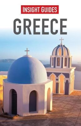 Reisgids Greece - Griekenland   Insight Guide