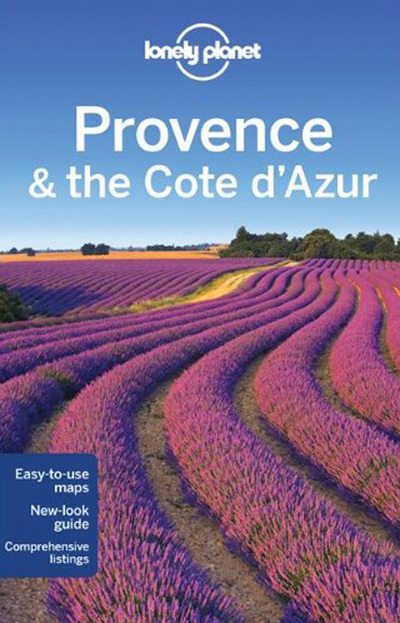 Reisgids Lonely Planet Provence & Cote d'Azur   Lonely Planet