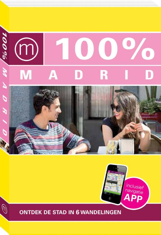 Reisgids 100% Madrid   Mo Media