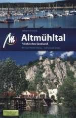 Reisgids Altm�hltal & Fr�nkisches Seenland   Michael Muller Verlag