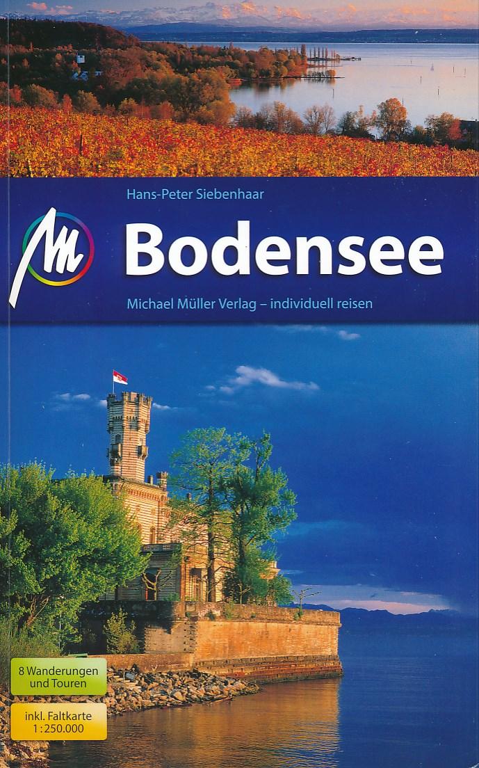 Reisgids Bodensee   Michael M�ller Verlag
