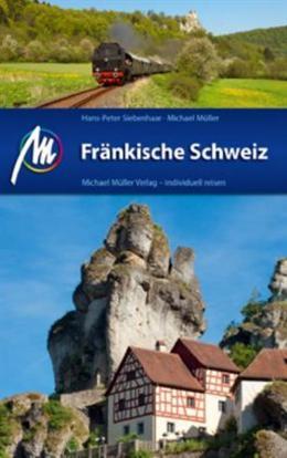 Reisgids Fr�nkische Schweiz   Michael Muller Verlag