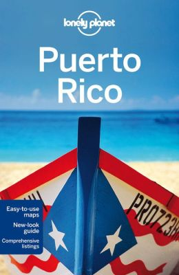 Reisgids Lonely Planet Puerto Rico   Lonely Planet