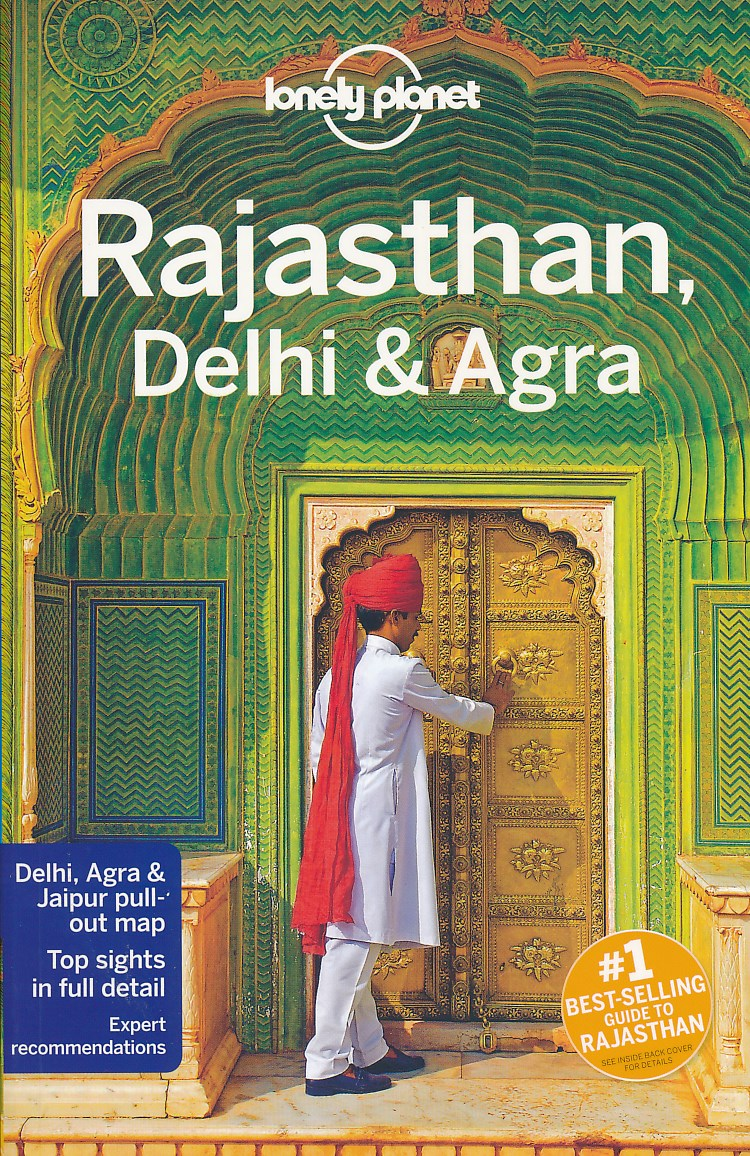 Reisgids Rajasthan, Delhi & Agra   Lonely Planet