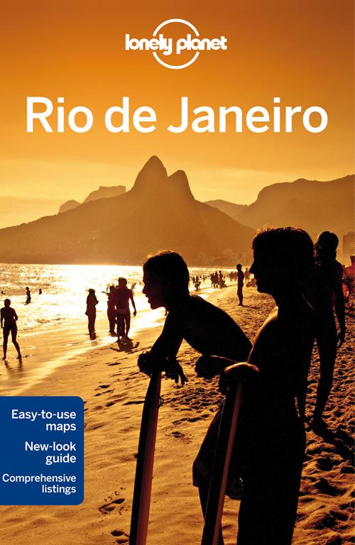 Reisgids Lonely Planet Rio de Janeiro   Lonely Planet