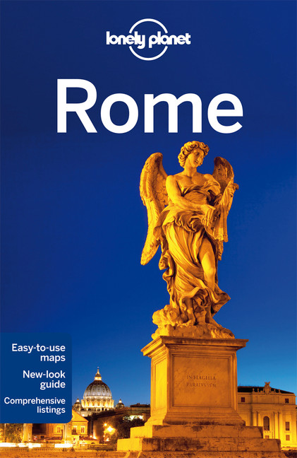 Reisgids Lonely Planet Rome City Guide   Lonely Planet