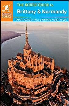 Reisgids Rough Guide Brittany and Normandy - Bretagne en Normandië   Rough Guide