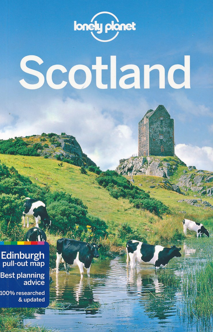 Reisgids Lonely Planet Scotland - Schotland   Lonely Planet