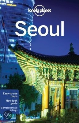Reisgids Lonely Planet Seoul City Guide   Lonely Planet