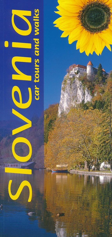 Wandelgids Slovenia - Slovenië   Sunflower