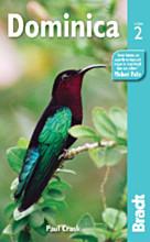 Reisgids Dominica   Bradt guide
