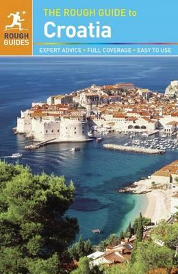 Reisgids Rough Guide Croatia - Kroatië   Rough guide