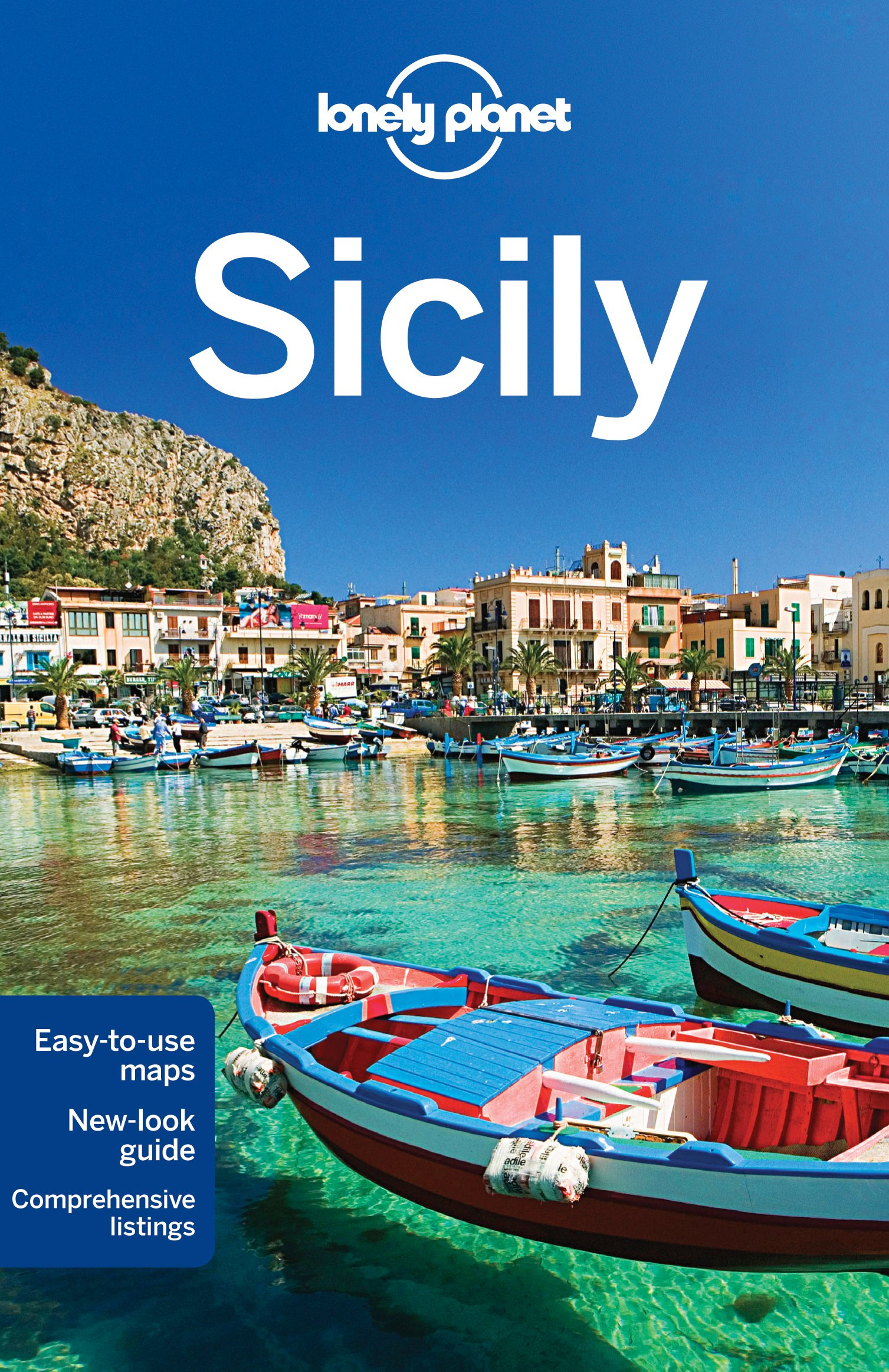 Reisgids Lonely Planet Sicily - Sicilië   Lonely Planet