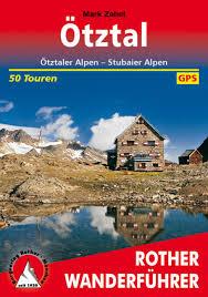 Wandelgids Otztal   Rother